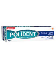 Crema Fijadora Prótesis Dental Polident (70 ml) 0