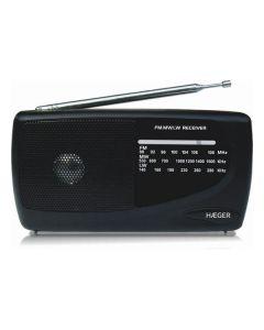 Radio AM/FM Haeger Handy 0