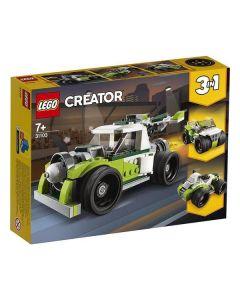 Playset Creator Rocket Car Lego 31103 0