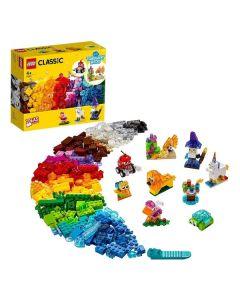 Playset Classic Transparent Bricks Lego 11013 0