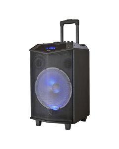 Altavoz Bluetooth Portátil Denver Electronics TSP-404 LED 40W Negro 0