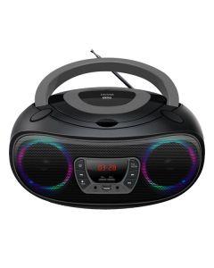 Radio CD Bluetooth MP3 Denver Electronics TCL-212 4W Gris 0