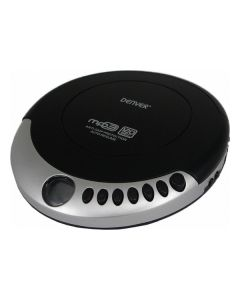 Discman CD Denver Electronics DMP-340 Negro