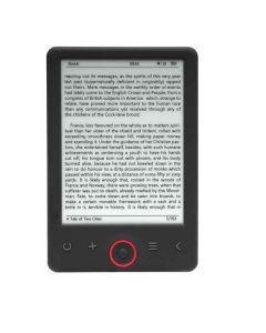 "E-Book Denver Electronics EBO-625 6"" 1500 mAh Negro 0"