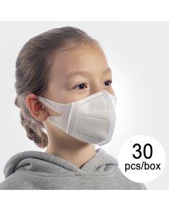 Mascarilla de Protección Respiratoria Infantil (Pack de 30) 0