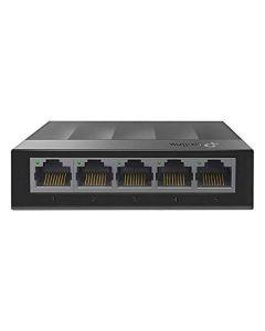 Switch de Sobremesa TP-Link LS1005G 10/100 Mbps Negro 0