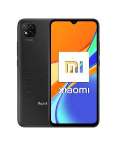 "Smartphone Xiaomi REDMI 9C Gray Midnight 6.5"" 3 GB RAM 64 GB 13 MP + 5 MP 0"