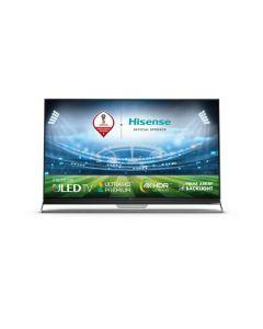 "Smart TV Hisense H65U9A 65"" 4K Ultra HD LED WIFI Plata"