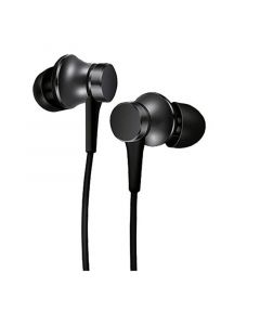 Auriculares con Micrófono Xiaomi ZBW4354TY            3.5 mm Negro 0