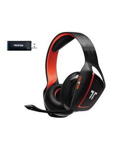 Auricular con Micrófono Gaming Tritton ARK 200 RGB Negro/naranja