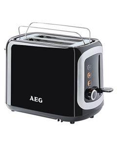 Tostadora Aeg AT3300 940W Negro 0