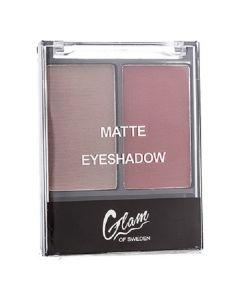 Paleta de Sombras de Ojos Matte Glam Of Sweden 01-warmth (4 g) 0