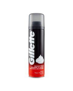 Espuma de Afeitar Clásica Gillette (200 ml) 0