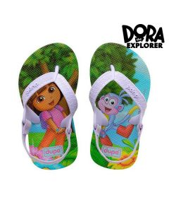 Chanclas para Niños Dupé Super Dora Azul 0