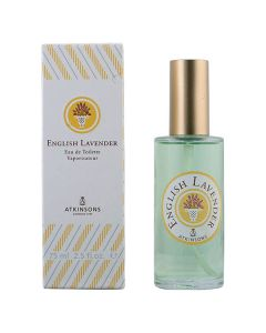 Perfume Unisex English Lavender Atkinsons EDT 0