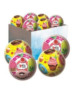 Pelota Unice Toys Bioball Helado Donuts (140 mm) 0