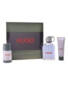 Set de Perfume Hombre Hugo Boss-boss (3 pcs) 0