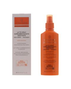 Spray Bronceador Perfect Tanning Collistar Spf 15 (200 ml) 0