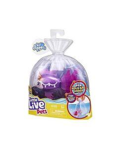 Mascota Interactiva Little Live Pets Aquaritos Famosa 0