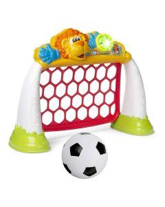 Portería de Fútbol Goal League Pro Chicco Electrónica 0