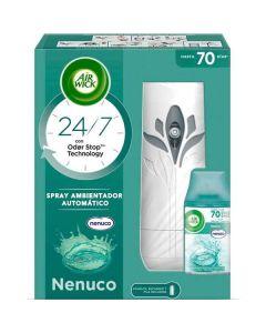 Ambientador Automático FreshMatic Nenuco Air Wick (250 ml) 0