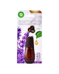 Recambio de Ambientador Essential Mist Lavanda Air Wick (20 ml) 0