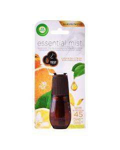 Recambio de Ambientador Essential Mist Citrico Air Wick (20 ml) 0