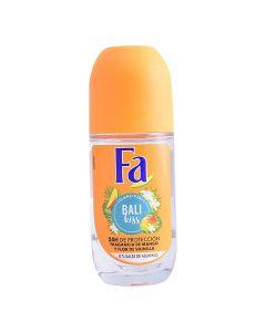 Desodorante Roll-On Bali Kiss Fa (50 ml) 0
