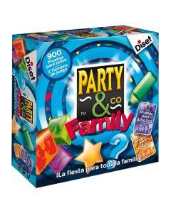Juego de Mesa Party & Co Family Diset (ES) 0