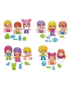 Set de Figuras Pinypon Babies Famosa 0
