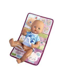 Muñeco Bebé con Accesorios Nenuco Oops What A Wee! Famosa (35 cm) 0