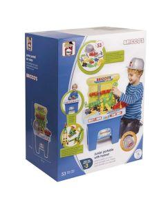 Juego de herramientas para niños Chicos (45 x 30 x 58 cm) 0