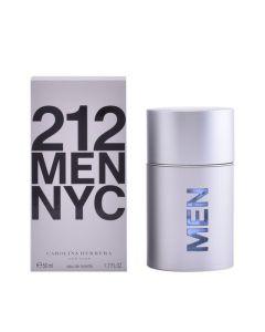 Perfume Hombre 212 NYC Men Carolina Herrera 212 NYC Men EDT (50 ml) (EDT (Eau de Toilette)) (50 ml) 0