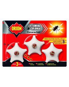 Insecticida Orion Cucarachas (3 uds) (Reacondicionado A+) 0