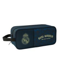 Zapatillero de Viaje Real Madrid C.F. Azul marino 0