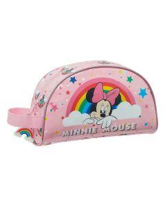 Neceser Escolar Rainbow Rosa 0