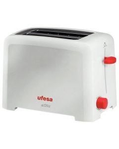 Tostadora UFESA TT7360 Activa 900W Blanco 0
