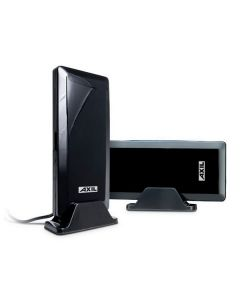 Antena para Interiores Engel AN0267L TDT 42 dB (V/UHF) Negro 0
