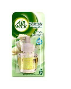 Recambio de Ambientador Eléctrico White Bouquet Air Wick (19 ml) 0
