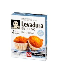 Levadura Carmencita (60 g) 0
