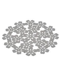 Salvamantel Metal (22 x 1 x 22 cm) Flor 0