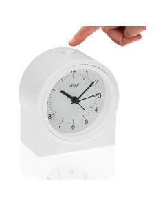 Reloj-Despertador Plástico (6,1 x 11,2 x 10,2 cm) 0