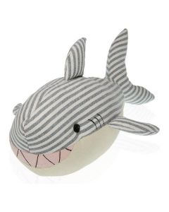 Sujetador de puerta Tiburón Textil 0