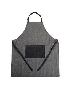 Delantal Textil Gris 0