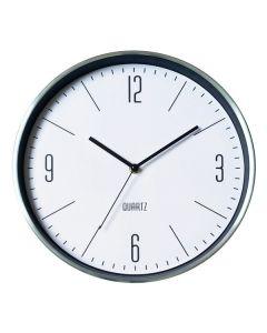 Reloj de Pared Aluminio (4,5 x 30 x 30 cm) 0