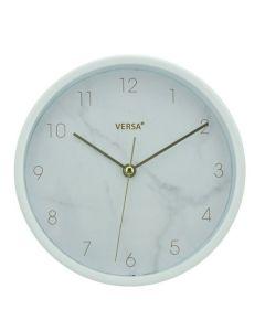 Reloj-Despertador Blanco Plástico (4,5 x 16,2 cm) 0
