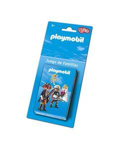 Juego de Cartas Playmobil Fournier (ES) 0