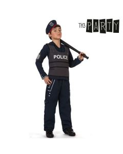 Disfraz para Niños Policía 0