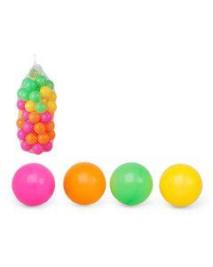 Bolas de Colores para Parque Infantil 115692 (40 uds) 0