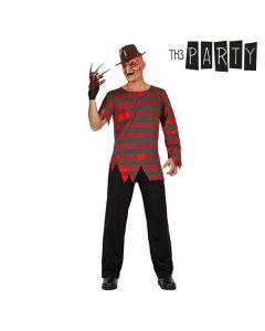 Disfraz para Adultos Asesino (2 Pcs) 0